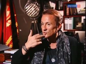 """Олег Меньшиков в программе """"Вокзал мечты"""""""