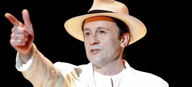 Олег Меньшиков в спектакле