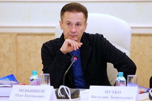 Олег Меньшиков на заседании Общественного совета при Минспорте РФ