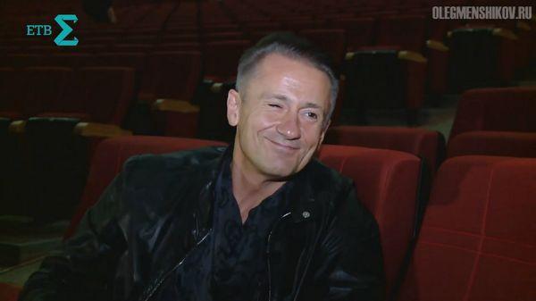 Олег Меньшиков на гастролях в Екатеринбурге (ФОТО)