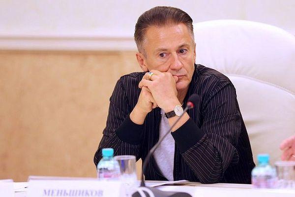 Олег Меньшиков на заседании Общественного совета при Минспорта РФ