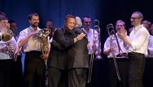 Олег Меньшиков поздравил Владимира Андреева с 85-летием