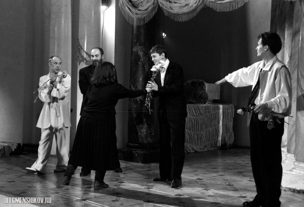 """Фото из архивов театрального агентства """"Богис"""""""