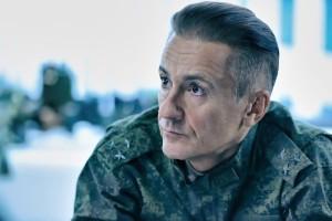 Олег Меньшиков в образе полковника Лебедева